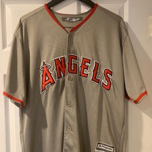 Mike Trout Los Angles Angels Jersey